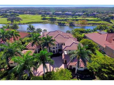 Estero Single Family Home For Sale: 9390 Lakebend Preserve Ct