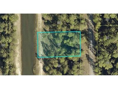Fort Myers Residential Lots & Land For Sale: 162 Yager Cir