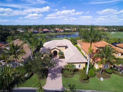 Estero Single Family Home For Sale: 11816 Solemar Ct