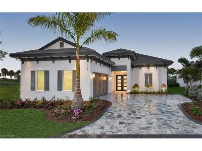 Naples FL Single Family Home For Sale: $1,599,000