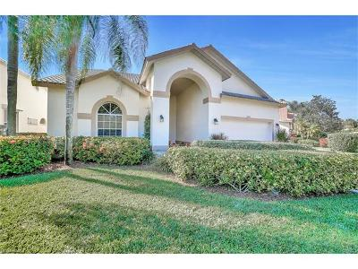 Bonita Springs Single Family Home For Sale: 25201 Bay Cedar Dr