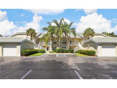 Estero Condo/Townhouse For Sale: 22731 Sandy Bay Dr #102