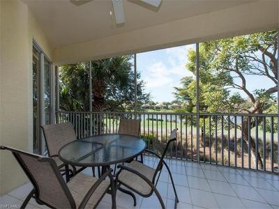 Lee County Condo/Townhouse For Sale: 22861 Sago Pointe Dr #1703