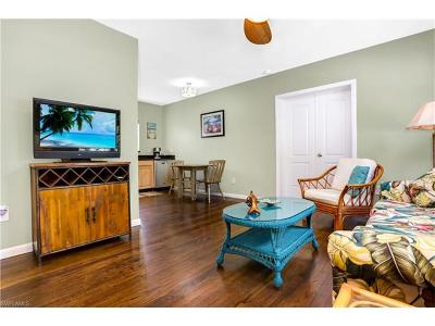 Fort Myers Beach Single Family Home Pending With Contingencies: 7805 Estero Blvd