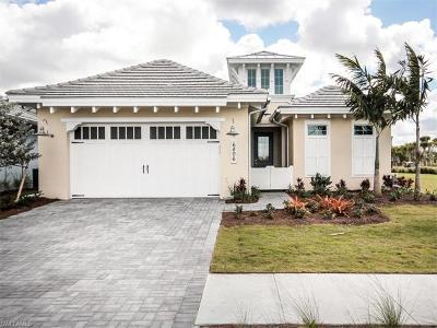 Collier County Single Family Home For Sale: 6406 Warwick Ave