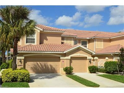 Lee County Condo/Townhouse For Sale: 22861 Sago Pointe Dr #1706