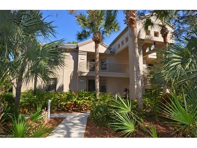 Bonita Springs Condo/Townhouse For Sale: 27036 Oakwood Lake Dr #201