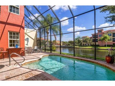 Estero Condo/Townhouse For Sale: 22189 Ponte Romano Ln