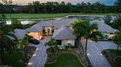 Collier County Single Family Home For Sale: 6337 Burnham Rd
