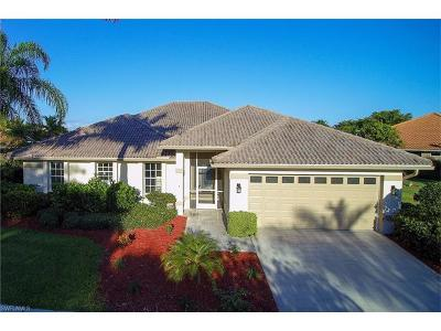 Fort Myers Single Family Home For Sale: 15861 White Orchid Ln