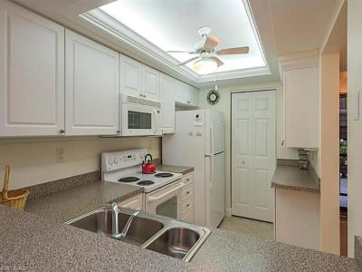 Marco Island Condo/Townhouse For Sale: 651 Seaview Ct #B109