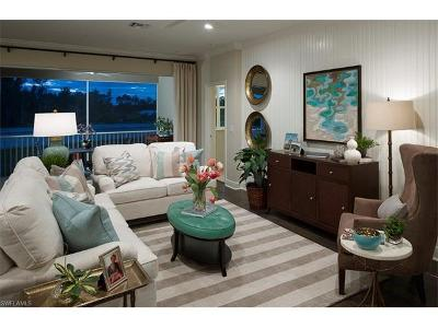 Naples Condo/Townhouse For Sale: 6820 Avalon Cir Dr #107