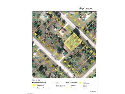 Punta Gorda Residential Lots & Land For Sale: 11313 5th Ave