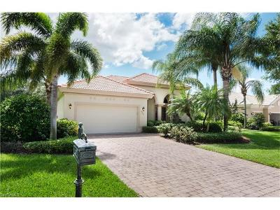 Estero Single Family Home For Sale: 22211 Kenwood Isle Dr