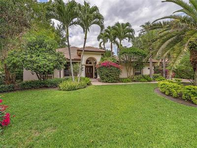 Bonita Springs Single Family Home For Sale: 3350 Riverpark Ct