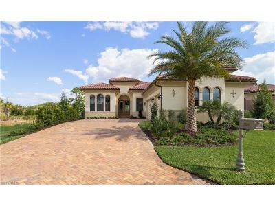 Fort Myers Single Family Home Pending With Contingencies: 18501 Cypress Haven Dr