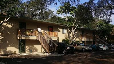 Fort Myers Condo/Townhouse For Sale: 824 Alderman St #101