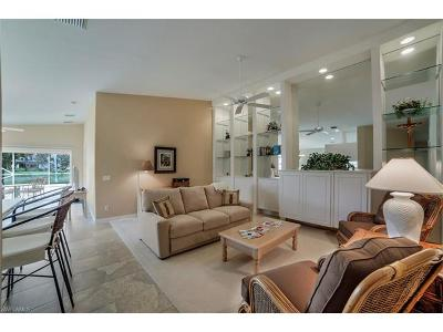 Bonita Springs Single Family Home Pending With Contingencies: 15460 Orlanda Dr
