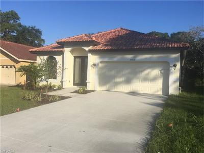Bonita Springs FL Single Family Home Sold: $275,000