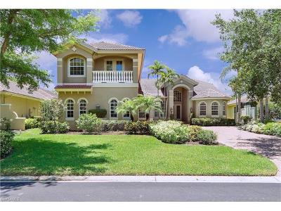 Estero Single Family Home For Sale: 20050 Chapel Trace