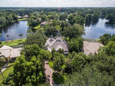 Bonita Springs Single Family Home Pending With Contingencies: 3930 Woodlake Dr
