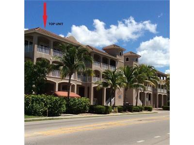 Fort Myers Beach Condo/Townhouse For Sale: 4631 Estero Blvd #303
