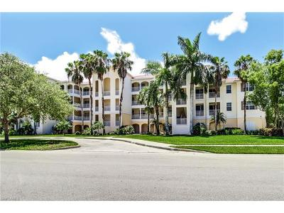 Naples Condo/Townhouse For Sale: 4834 Hampshire Ct #103