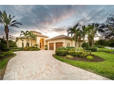 Naples Single Family Home For Sale: 28696 La Caille Dr