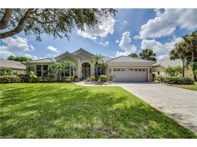 Bonita Springs Single Family Home Pending With Contingencies: 3571 Lakemont Dr