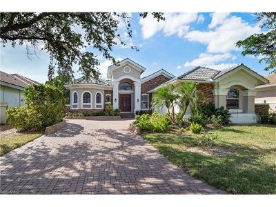 Estero Single Family Home For Sale: 20030 Chapel Trace