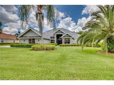 Estero Single Family Home For Sale: 12436 Water Oak Dr