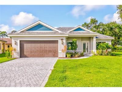 Bonita Springs Single Family Home For Sale: 27210 Shummard Oak Ct