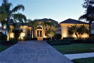 Fort Myers Single Family Home Pending With Contingencies: 5687 Whispering Willow Way