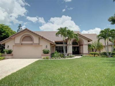 Estero Single Family Home For Sale: 20557 Cypress Knee Ct