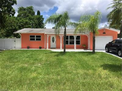 Naples Single Family Home For Sale: 2136 44th St SW