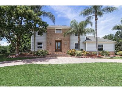 Fort Myers Single Family Home For Sale: 9057 Ligon Ct