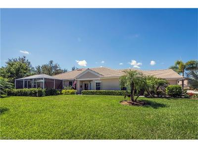 North Fort Myers Single Family Home For Sale: 3621 Rue Alec Loop #1