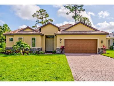 Bonita Springs Single Family Home For Sale: 27221 Shummard Oak Ct