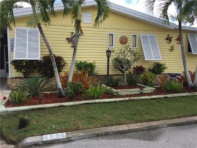 Single Family Home For Sale: 4805 Tahiti Dr