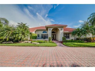 Estero Single Family Home For Sale: 12311 Water Oak Dr