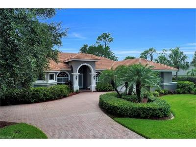 Estero Single Family Home For Sale: 20256 Country Club Dr
