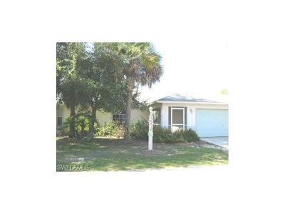 Single Family Home For Sale: 26818 Robinhood Ln