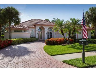 Bonita Springs Single Family Home For Sale: 24451 Woodsage Dr