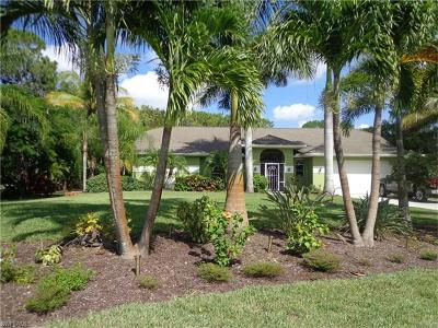 Bonita Springs Single Family Home Pending With Contingencies: 24680 Paradise Rd