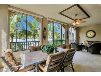 Miromar Lakes Condo/Townhouse For Sale: 10723 Mirasol Dr #209