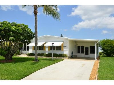 Bonita Springs Single Family Home Pending With Contingencies: 26243 Colony Rd
