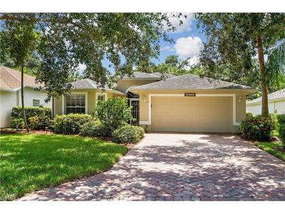Estero Single Family Home For Sale: 20831 Rivers Ford