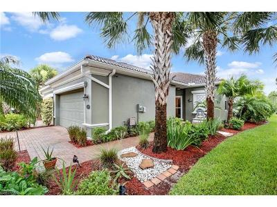 Estero Single Family Home For Sale: 21752 Belvedere Ln NE