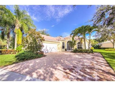 Bonita Springs Single Family Home For Sale: 15320 Bonefish Trl
