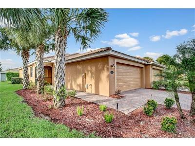 Single Family Home Pending With Contingencies: 21307 Bella Terra Blvd